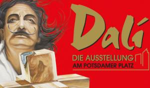 Zwei besondere Kunsterlebnisse in Berlin: »Dalí – Die Ausstellung am Potsdamer Platz« und Wandmalereien im »Bilderkeller« der Akademie der Künste