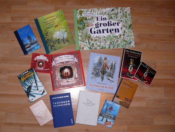 Tolle Geschenktipps – Bücher als Weihnachtsgeschenke – unsere Empfehlungen